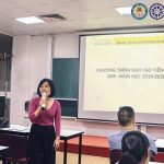 Giai đoạn đào tạo tiếng Anh căn bản tại Viện Đào tạo Quốc tế