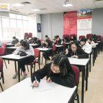 Oxford English UK phối hợp cùng IIFE tổ chức kỳ thi cuối khoá các lớp Tiếng Anh Giao Tiếp cho 97 sinh viên Gen5