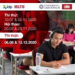 Thi thử IELTS tại Viện Đào tạo quốc tế – Thi thử như thi thật